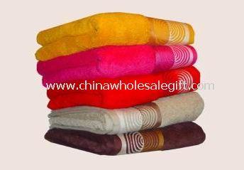 Plain dyed towel