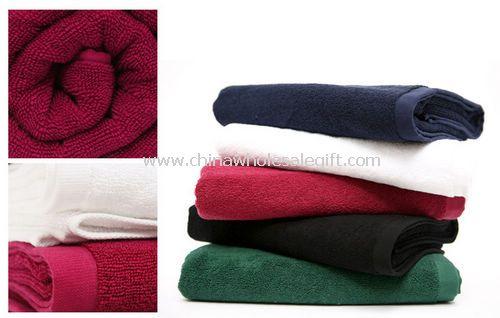 Plaind Solid Color Towel