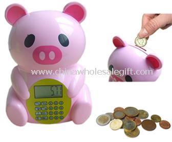identify coin automatically Coin Bank