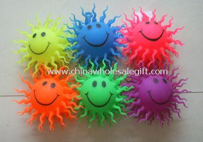 15cm Smile Face Puffer Ball