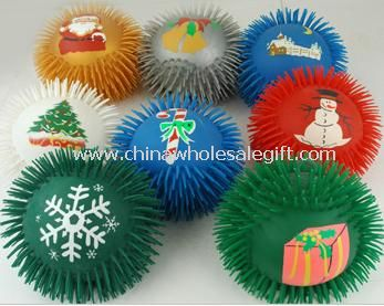 6 style BALLS for CHRISTMAS DAY