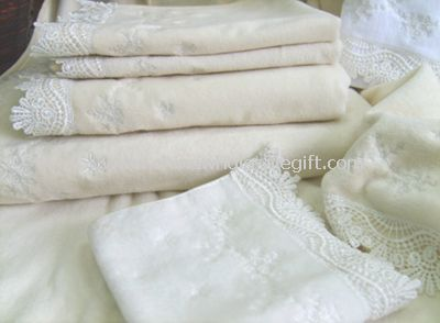 Bleached Towel