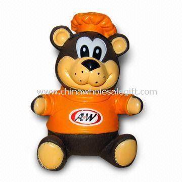 Cartoon Bear-Sparbüchse für Werbegeschenk