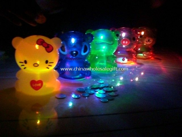 color light and music Coin Box