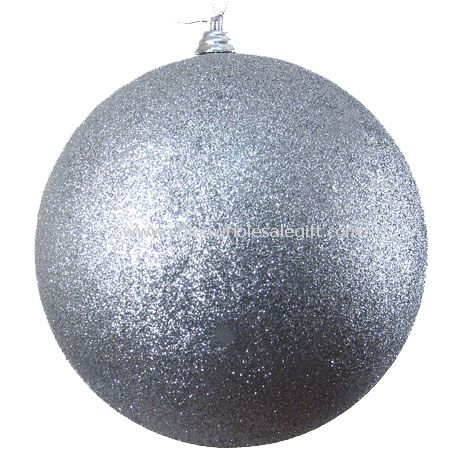 Customer design Christmas Glitter Ball