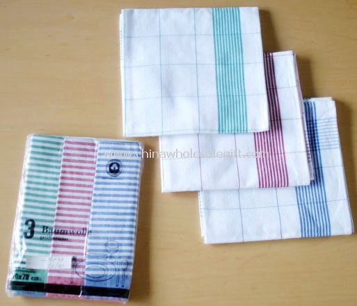 Flat Tea Towel