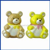 Ceramic Bear Coin Banks images