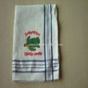 Embroidered Tea Towel images