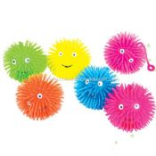 Smile Face Puffer Ball images