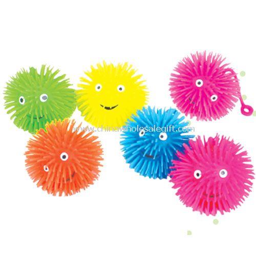 Smile Face Puffer Ball