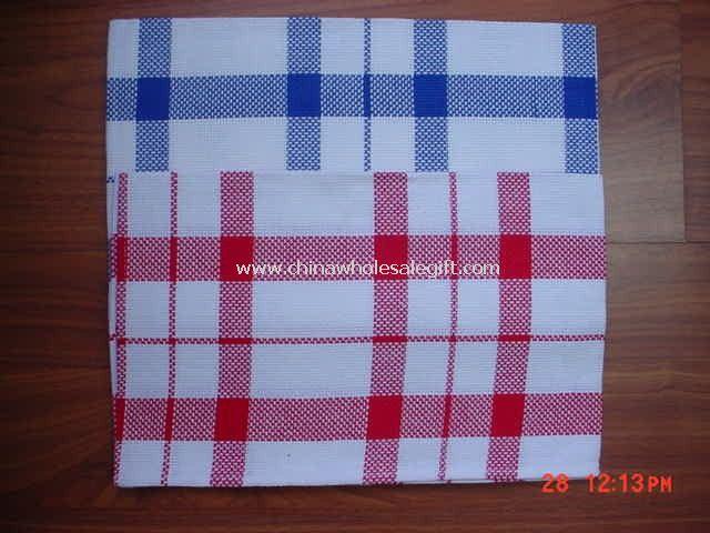 Yarn-Dyed Tea Towel