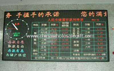 4.75mm LED Moving Sign