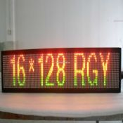 Programmable LED Scrolling Message Sign images