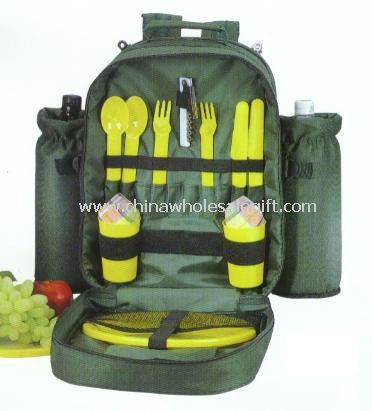 600D polyester Picnic Backpack
