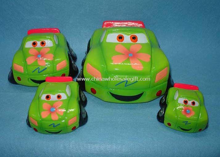 Ceramic Car Money Bank