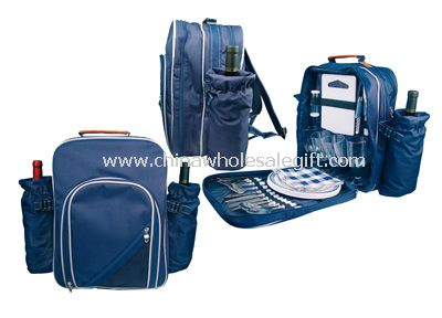 Family Picnic Cool Backpack