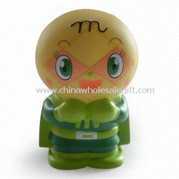 Figure doll PVC Coin Banks