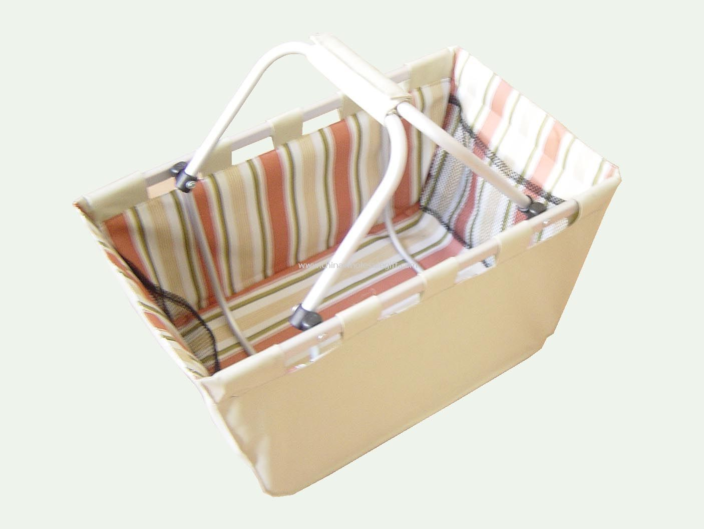 Folding Picnic Basket