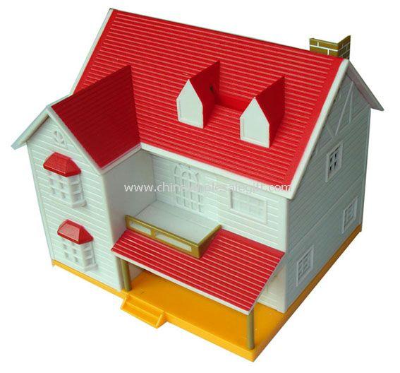 house Coin Bank