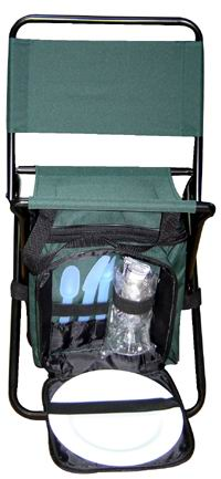 Insulated Chair Picnic Bag