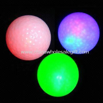 ABS Plastic Flashing Golf Ball