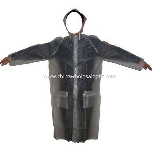 Adult PVC Raincoat