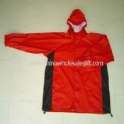 PU Knit Rain Jacket images