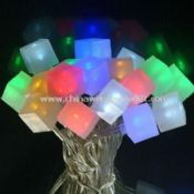LED Multicolored Christmas Lights String for Indoor Used images