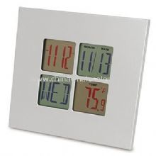 Multifuction LCD Alarm Clock images