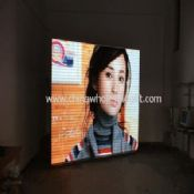 Full Color Indoor P7.62 LED Sign images