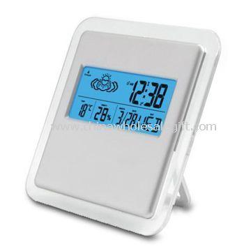 LCD Calendar Clock with Backlight