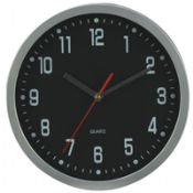 10 inch Plastic Wall CLock images