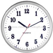 customized logo printing on dial Plastic Wall Clock images