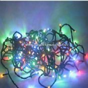 Multi Color Changing Rbg 100 LED Christmas Light String images