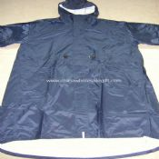Nylon/Pu Coating Raincoat images