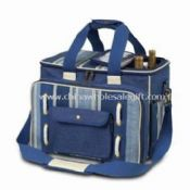 Eco-friendly Canvas Picnic Bag images