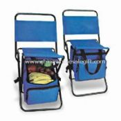Foldable Chair with Six-piece Picnic Set images