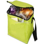 Nylon Insulated Six-Pack Cooler Bag images