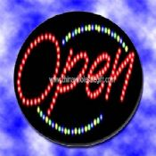 12V LED open sign images