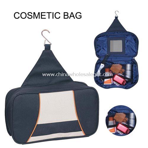Cosmetic Bag Mit Spiegel und auflegen