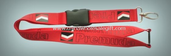 Customized Jacquard Lanyard