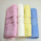100% cotton Face Towel images