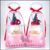 Christmas Element Cake Towel images