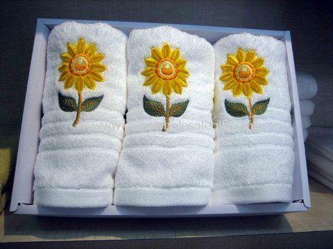 Soft Face Towel
