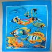 100% Cotton Printed Beach Towels images