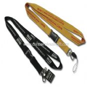 Nylon Lanyard with plastic Zipper images