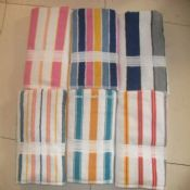 Yarn-Dyed Bath Towel images