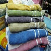 100% Cotton Velour Jacquard Towel images