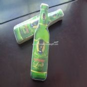 Beer Bottle Shape Compressed Magic Towel images
