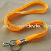 screen printing Silicone Lanyard images